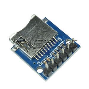 2PCS-Mini-SD-Card-Module-Memory-Module-Micro-SD-TF-Card-Module-Arduino-ARM-AVR
