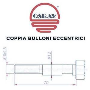 COPPIA-BULLONI-ECCENTRICI-AMMORTIZZATORI-FIAT-BRAVO-BRAVA-CROMA-85-gt-01-X35