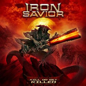 IRON-SAVIOR-Kill-Or-Get-Killed-Digipak-CD-884860260725