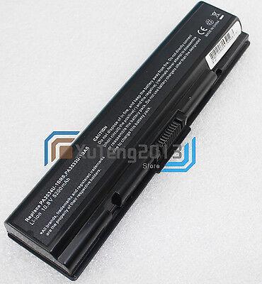 6-CelL batterie batería Battery For TOSHIBA Satellite L300 L300D L305 L305D L450