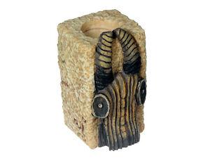 1-1-kg-AFRIKA-Teelichthalter-Kerzenhalter-Deko-sehr-massiv-schwer