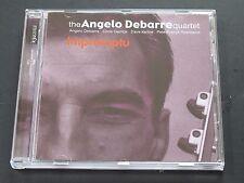 The Angelo Debarre Quartet Impromtu CD Gypsy Jazz Manouche