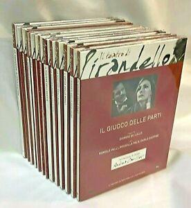 DVD-El-Teatro-Por-Pirandello-Presenta-Andrea-Camilleri-Elija-El-Titulo-Nuevo
