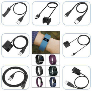 USB-Charger-Cable-Lead-For-Fitbit-Alta-HR-Blaze-Charge-2-3-Surge-Versa-Ionic