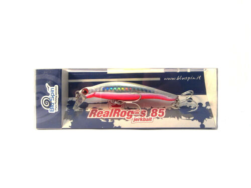 COLOR NEW BY BLUSPIN JERK BAIT REAL ROGOS 85 12g 85mm SINKING 85RR129