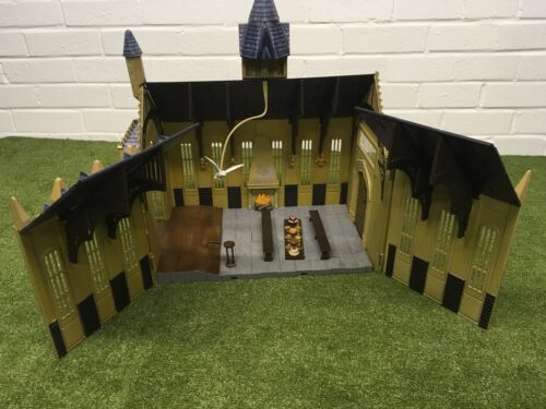 ROOM OF REQUIREMENT OR FIGURES RARE YOU CHOOSE HARRY POTTER GREAT HALL PLAYSET