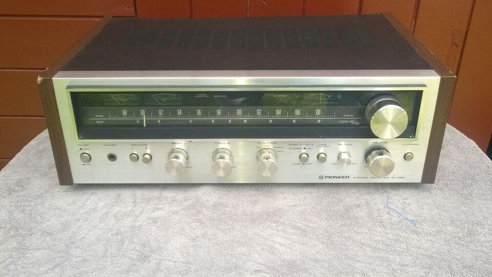 Receiver, Pioneer, SX-590