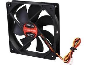 EVERCOOL FAN-EC1225M12CA 120mm Case Cooling Fan