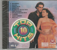 Top 10 Hits[Cd]songs of Hulchal,ravan raaj, oh darling Yeh hai India,gambler