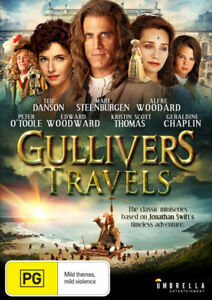 Gulliver-039-s-Travels-Ted-Danson-1996-DVD-R4-New
