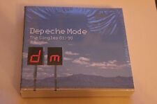 Depeche Mode - The Singles 81 98 3CD PL  - POLISH RELEASE NEW SEALED
