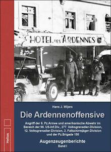 Die-Ardennen-Offensive-6-Panzer-Armee-99-US-Inf-Division-Westfront-Buch-Band-1