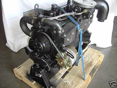 Ersatzteile für OMC Cobra Ford 2,3 Ltr.  Motor                          4