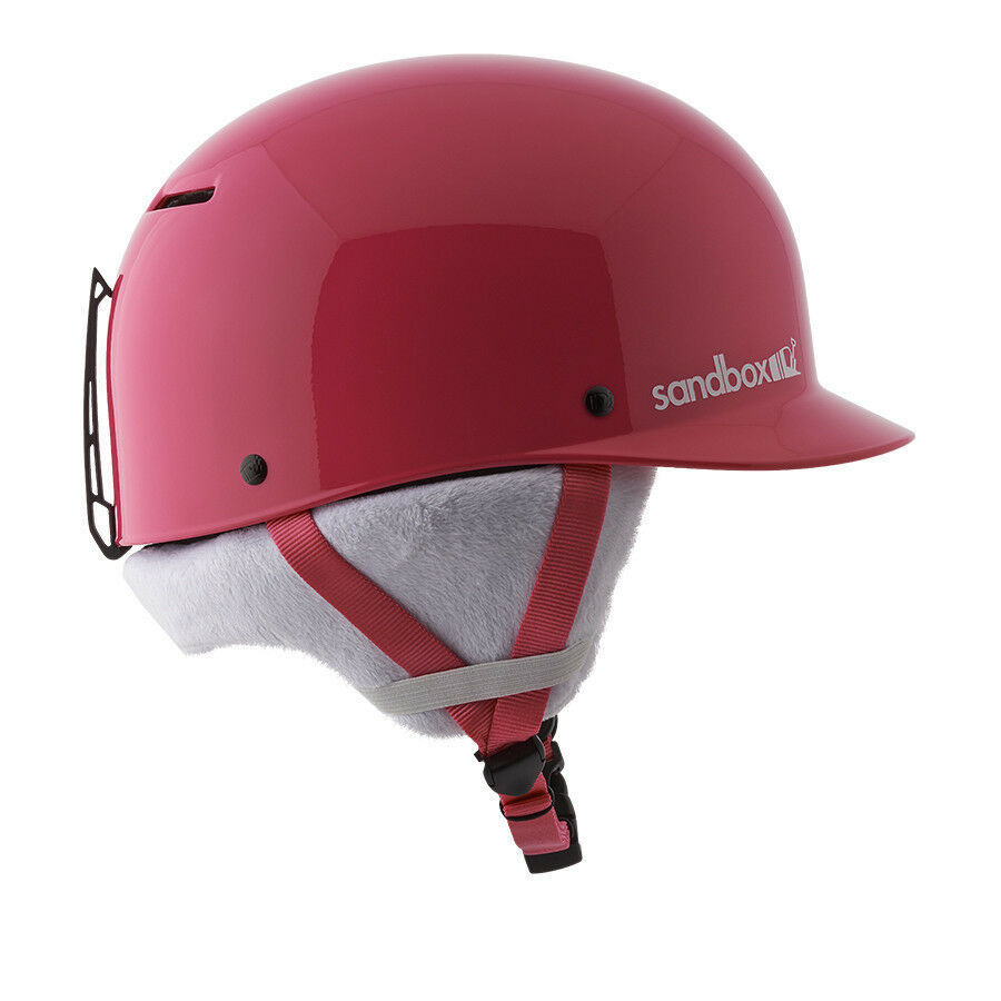NEW IN THE BOX Sandbox Classic 2.0 Helmet KIDS BUBBLE GUM Snowboard Ski LIMITED