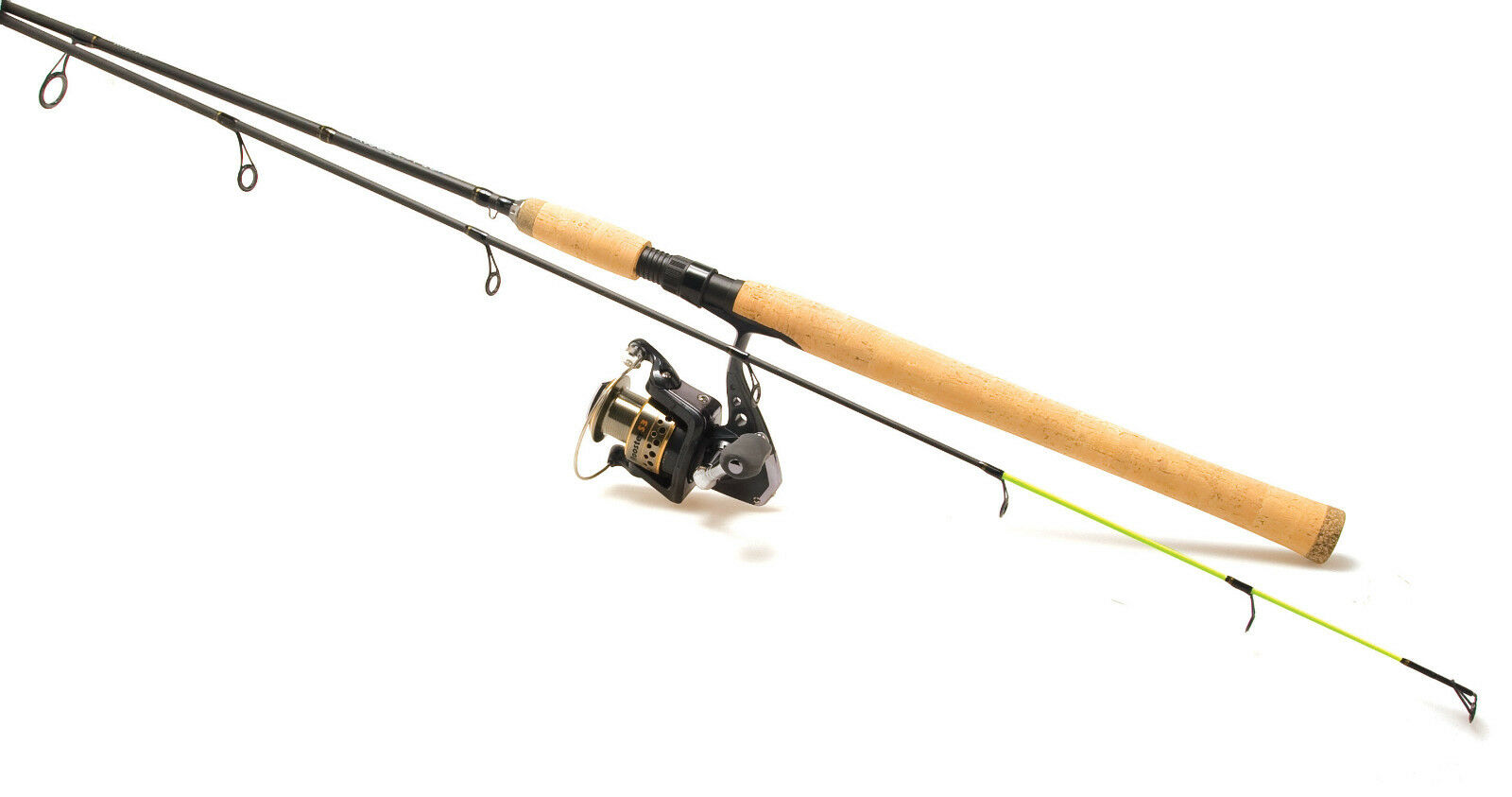 Kinetic Angelfish Spin Combo Angel 15-60 Rute 1,80m mit Rolle WG 15-60 Angel gr. Hammerpreis 538616