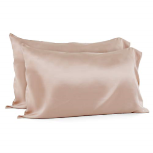 Oakome Luxury 100% Mulberry Silk Pillowcase for Hair and Skin Preventing Good 2