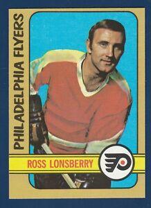 ROSS LONSBERRY 72-73 TOPPS 1972-73 NO 112 NRMINT+