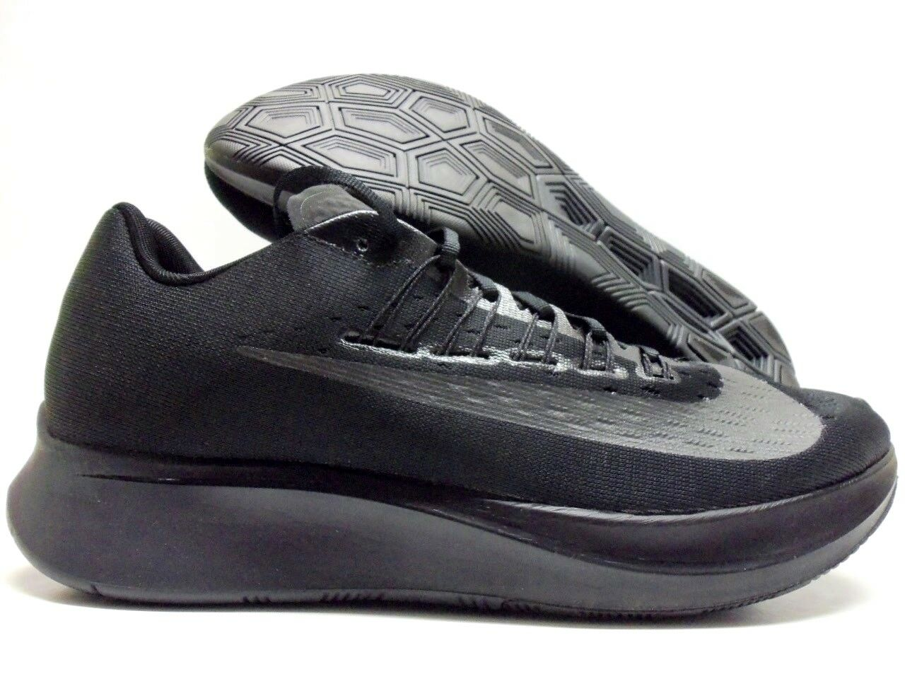 NIKE ZOOM FLY BLACK/BLACK-ANTHRACITE SIZE MEN'S 12 Price reduction Wild casual shoes