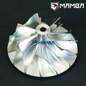 Turbo Billet Compressor Wheel Mitsubishi TD05H TD06SL2 60-1 (59.05/76.13mm) 7+7