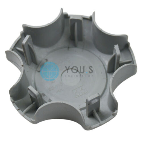 4 x tapacubos radnabenkappe buje llantas tapa gris 115//82 mm 11,5//8,2 cm