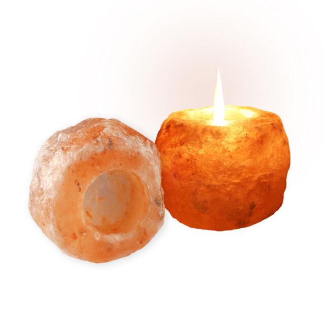 Greenco Himalayan Tealight Candle Holder