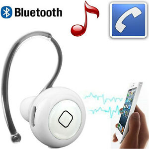 In-Ear Wireless Bluetooth Hands-free Earphone Earpiece ...