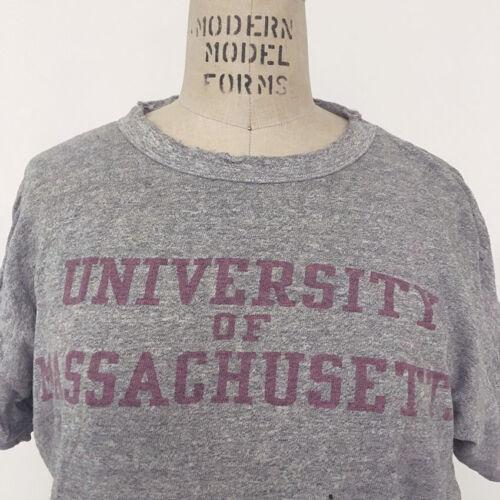⭕ 60s Vintage Champion University of Massachusetts