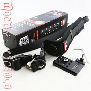 Llevar-velocidad-Fs-2-Sling-Correa-Con-F-1-Plegable-Placa-Para-Camara-Dslr-Canon-Nikon