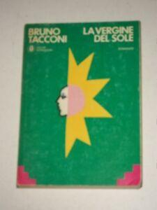 BRUNO-TACCONI-LA-VERGINE-DEL-SOLE-OSCAR-MONDADORI-N-843-1978-PINTER