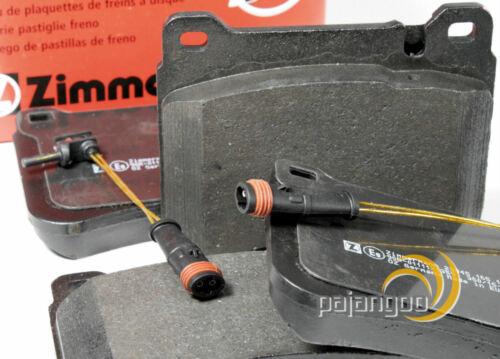 R171 Zimmermann Bremsbeläge Warnkontakt Bremsen für vorne Mercedes SLK