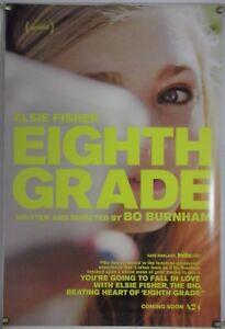 EIGHTH GRADE MOVIE POSTER FILM A4 A3 ART PRINT CINEMA