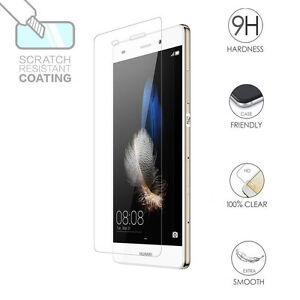 Protector-de-Pantalla-Cristal-Templado-para-Huawei-P8-Lite-Premium-Glass-Film