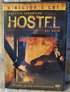 HOSTEL-2-Disc-DVD-Set-2007-Eli-Roth-Director-039-s-Cut-BRAND-NEW-FACTORY-SEALED