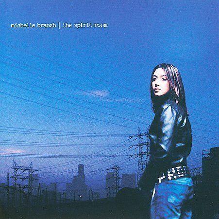 1 of 1 - The Spirit Room Michelle Branch (CD 2002 Maverick Recording Company) FREE POST!