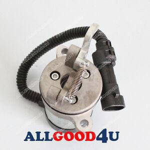 Fuel Shutoff Solenoid 04103812 04103808 For Deutz F3L F3M F4L F4M 1011 2011