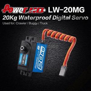 Power-HD-Lw-20mg-20kg-Torque-Digital-Servo-Metal-Gear-For-RC-1-10-1-8-car-N2G2