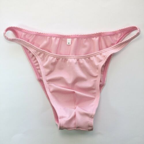 K3771 K377 Mens Bodybuilding Posing String Bikini Narrow waist Swimsuit Fabric
