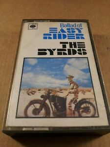 The-Byrds-Ballad-Of-Easy-Rider-Vintage-Tape-Cassette-Album-From-1969