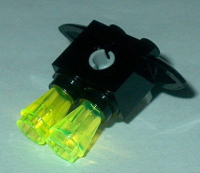 ACCESSORY Lego The Riddler/'s Jetpack only NEW Genuine Lego 7787 Batman