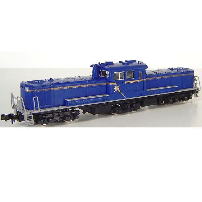 Kato 7002-3 Diesel Locomotive DD51 Hokkaido - N