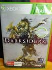 Darksiders Xbox 360 Game Complete With Manual PAL