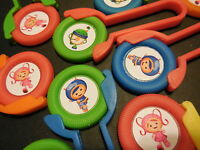12 Team Umizoomi Disk Shooters Birthday Party Favor Treat, Award,
