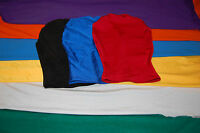 Nylon Lycra Zentai Pull Over Full Face Hood Colors Morph Mask