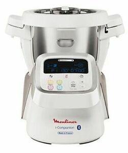 Moulinex I-Companion HF900110 1550W 4,5 L Robot Cuiseur - Blanc