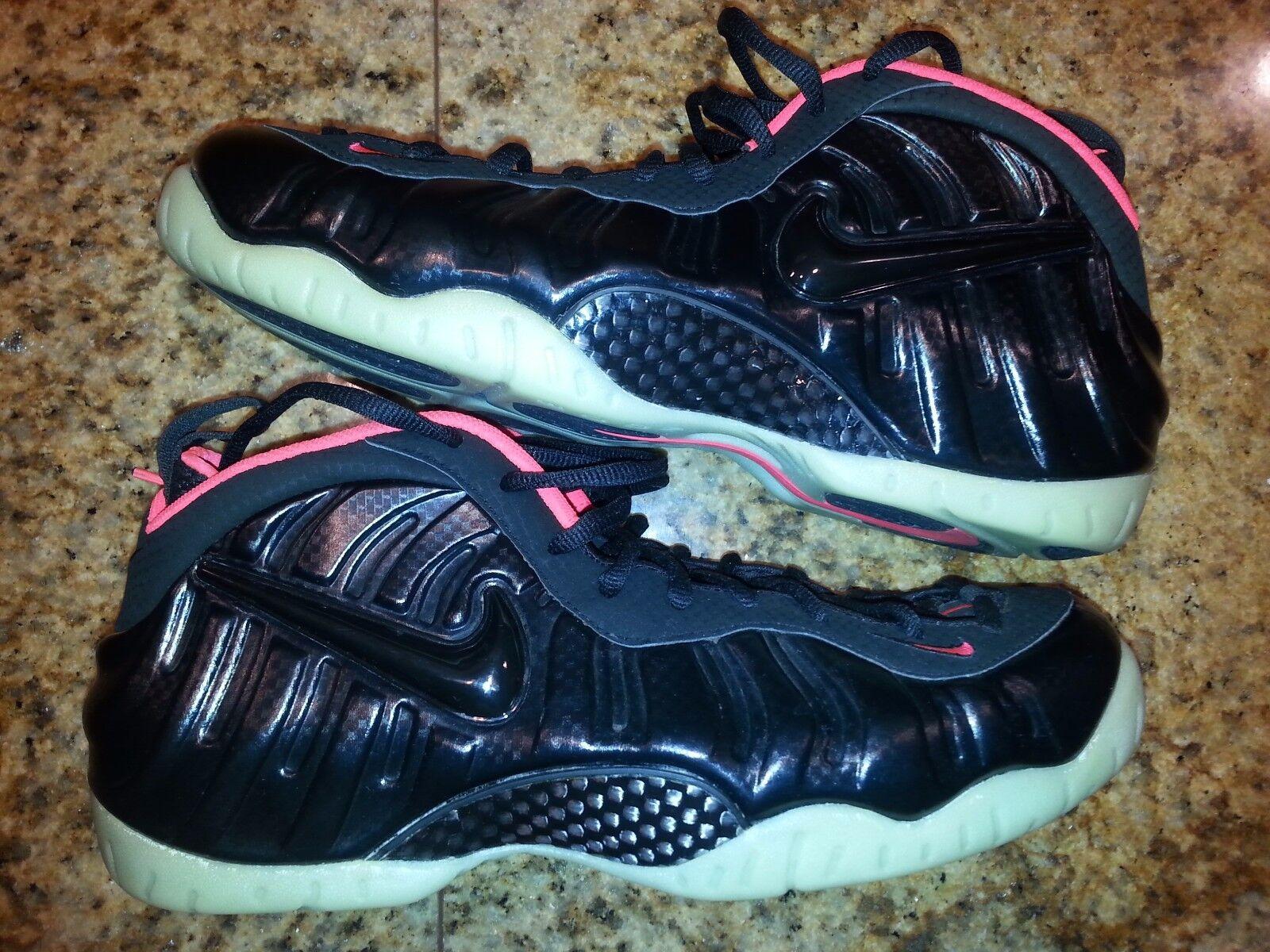 Nike air foamposite yeezy ridotta dimensione 616750-001 jordan penny 1 2 3 4 5 6