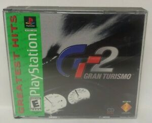 Gran Turismo 2 Racing - Playstation 1 2 PS1 PS2 Game Complete Tested Working