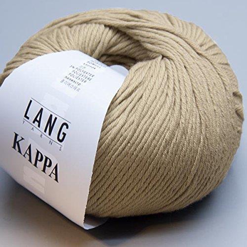 50 g Lang Yarns Kappa  139 sand