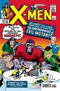X-Men-4-Facsimile-Edition-NM-Reprint-Marvel-Comics