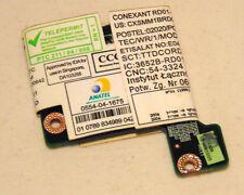 0554-04-1675 Toshiba Satellite L20 L25 56K Dial Up Modem Card w/o Cable GENUINE