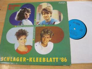 LP-Schlager-Kleeblatt-039-86-Nr-17-Inka-Spielverderber-Vinyl-Amiga-DDR-8-56-188